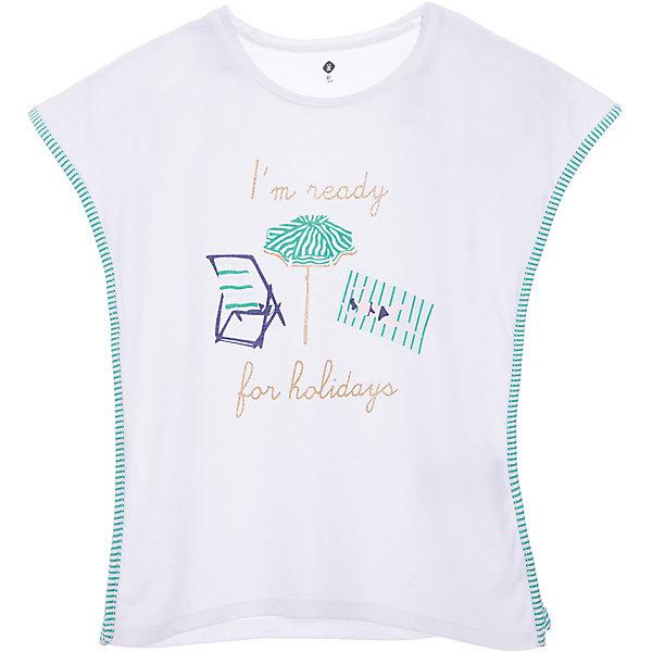 Футболка Z Generation для девочкиФутболки, поло и топы<br>Характеристики товара:<br><br>• цвет: белый;<br>• состав ткани: 100% хлопок;<br>• сезон: лето;<br>• короткие рукава;<br>• страна бренда: Франция.<br><br>В коллекциях для детей от известного бренда Z Generation - только стильные вещи, которые добавят гардероб ребенка особый европейский шик. Оригинальная принтованная футболка для детей от бренда Z Generation отличается стильным дизайном от французских специалистов и отличным качеством проработки мельчайших деталей. Такая футболка для ребенка поможет создать комфортные условия для естественной теплорегуляции тела в любую погоду - она сделана из дышащего натурального хлопка. Детская футболка декорирована модным эффектным принтом. <br><br>Футболку Z Generation (Зет Дженерейшен) для девочки можно купить в нашем интернет-магазине.<br>Ширина мм: 199; Глубина мм: 10; Высота мм: 161; Вес г: 74; Цвет: белый; Возраст от месяцев: 36; Возраст до месяцев: 48; Пол: Женский; Возраст: Детский; Размер: 104,158,128,116,152,140,98,110,86; SKU: 8597180;
