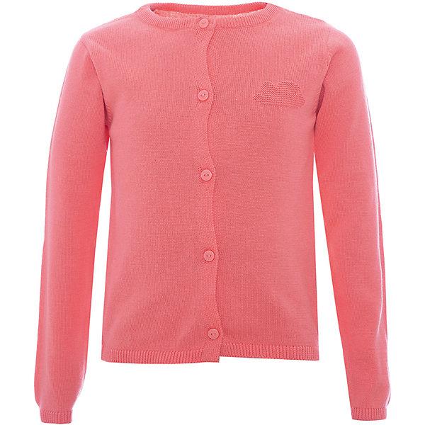 Кардиган Z Generation для девочкиСвитера и кардиганы<br>Характеристики товара:<br><br>• цвет: розовый;<br>• состав ткани: 100% хлопок;<br>• сезон: демисезон;<br>• застежка: пуговицы;<br>• длинные рукава;<br>• страна бренда: Франция.<br><br>Удобный кардиган для детей от бренда Z Generation отличается классическим дизайном и высоким качеством проработки мельчайших деталей. Этот детский кардиган сделан из натуральной хлопковой ткани, он поможет создать комфортные условия для естественной теплорегуляции тела в прохладную погоду. Кардиган для ребенка снабжен удобными застежками: пуговицами. Товары для детей от известного бренда Z Generation - качественные вещи, которые помогут ребенку приучаться одеваться модно и со вкусом.<br><br>Кардиган Z Generation (Зет Дженерейшен) для девочки можно купить в нашем интернет-магазине.<br>Ширина мм: 190; Глубина мм: 74; Высота мм: 229; Вес г: 70; Цвет: розовый; Возраст от месяцев: 3; Возраст до месяцев: 6; Пол: Женский; Возраст: Детский; Размер: 68,98,104,86,80,58,74; SKU: 8597253;