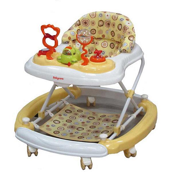 Купить Ходунки Baby Care Aveo, бежевый, Тайвань, Унисекс