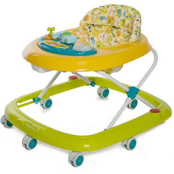 Baby Care Ходунки Baby Care Corsa, ходунки happy baby smiley цвет yellow