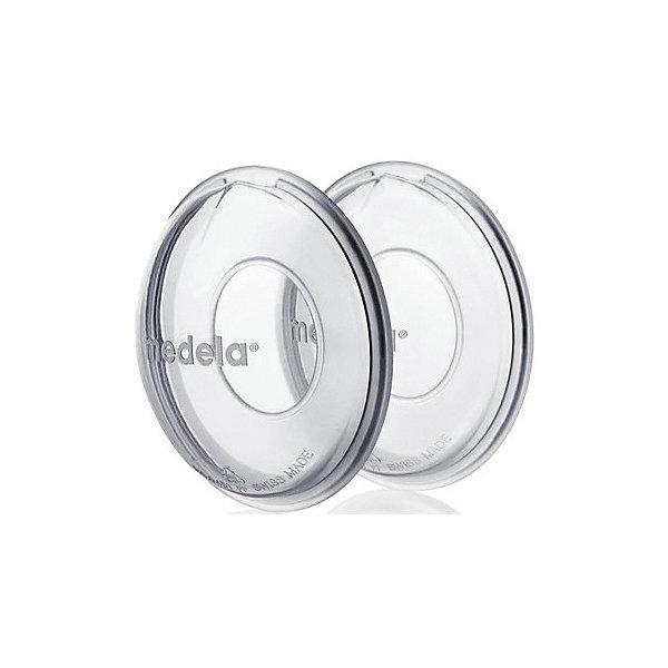 Medela Накладка молокосборник Medela 2 шт. набор прокладок для груди medela многоразовые 4 шт
