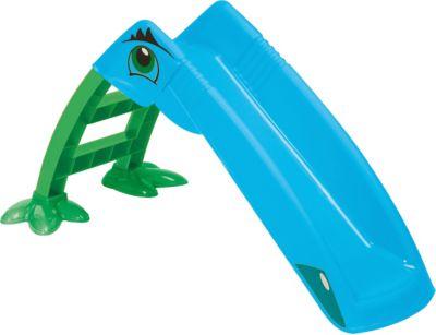 Горка  Пеликан PalPlay, голубо-зеленая, артикул:8602725 - Детская площадка