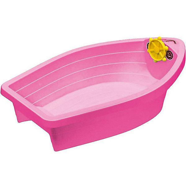 Купить Бассейн - Лодочка с покрытием PalPlay, розовая, Израиль, розовый, Женский