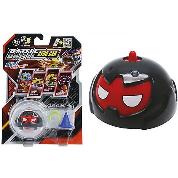 Купить Машинка с гироскопом Gyro Flash Hero, черная, Китай, черный, Мужской