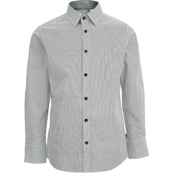 Сорочка Gulliver для мальчикаБлузки и рубашки<br>Характеристики товара:<br><br>• цвет: серый<br>• пол: мальчики<br>• состав: 80% хлопок, 20% полиэстер<br>• сезон: круглый год<br>• с длинным рукавом<br>• воротник-стойка<br>• застежки: пуговицы<br>• манжеты на пуговицах<br>• особенности: школьная, повседевная<br>• бренд, страна бренда: Gulliver, Россия<br><br>Школьная рубашка с длинным рукавом для мальчика. Серая рубашка застегивается на пуговицы, манжеты рукавов на трех пуговицах. Классическая рубашка будет хорошо сочетаться с другими предметами гардероба.<br><br>Уникальный дизайн и качество коллекций Gulliver сделают гардероб ребенка стильным и выразительным!<br>Ширина мм: 174; Глубина мм: 10; Высота мм: 169; Вес г: 157; Цвет: разноцветный; Возраст от месяцев: 144; Возраст до месяцев: 144; Пол: Мужской; Возраст: Детский; Размер: 152,122,140,164,146,158,128,134,170; SKU: 8606291;