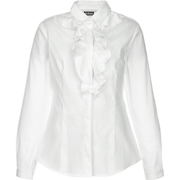 Фото #1: Блуза Gulliver для девочки