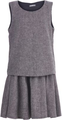Платье Gulliver для девочки, артикул:8606500 - Школьная форма