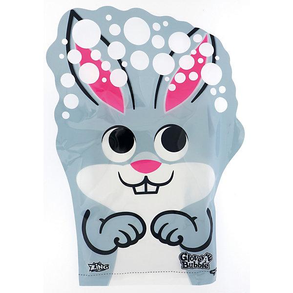 Glove-A-Bubbles Набор для запуска мыльных пузырей Glove a Bubbles Кролик