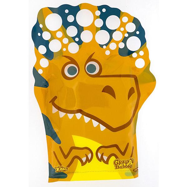 Glove-A-Bubbles Набор для запуска мыльных пузырей Glove a Bubbles Тирранозавр Рекс