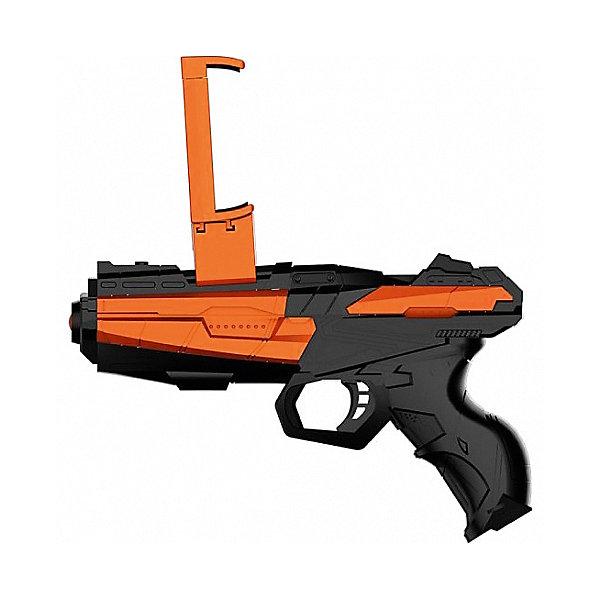 EvoPlay Бластер с дополненной реальностью Evoplay AR Gun, оранжевый intelligent ar gun ar81 1 pink