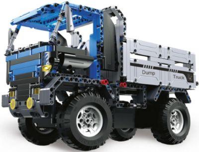 Конструктор на радиоуправлении Evoplay  Dump Truck , 638 деталей, артикул:8609240 - Радиоуправляемые игрушки