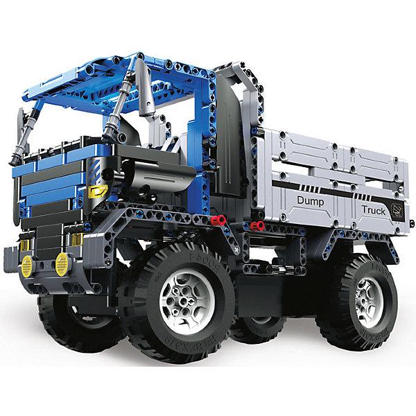 EvoPlay Конструктор на радиоуправлении Evoplay Dump Truck, 638 деталей pilotage конструктор cada technic dump truck