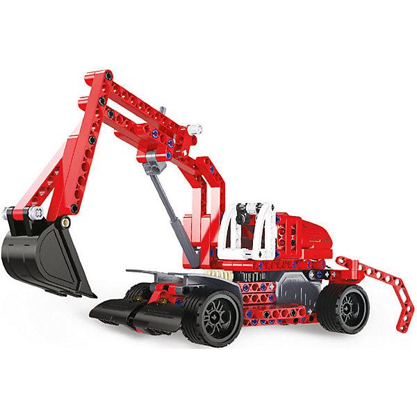 EvoPlay Конструктор инерционный Evoplay Excavator, 235 деталей конструктор evoplay wheel loader 261 элемент