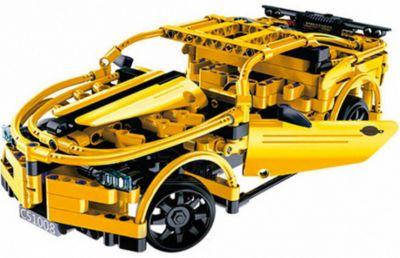 Конструктор на радиоуправлении Evoplay  Hornet Sport Car , 419 деталей, артикул:8609252 - Радиоуправляемые игрушки