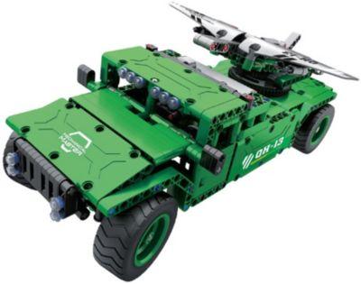 Конструктор на радиоуправлении Evoplay  Evoplay Army Car , 506 деталей, артикул:8609262 - Радиоуправляемые игрушки