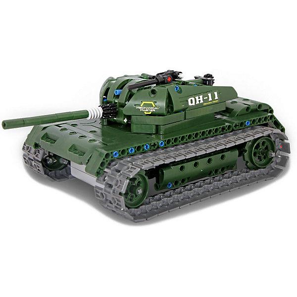 Купить Конструктор на радиоуправлении Evoplay Battle Tank , 453 детали, Китай, разноцветный, Мужской