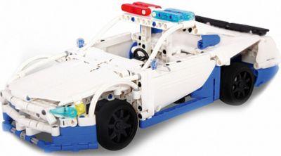 Конструктор на радиоуправлении Evoplay  Police Gt Car , 430 деталей, артикул:8609288 - Радиоуправляемые игрушки