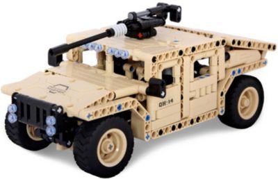 Конструктор на радиоуправлении Evoplay  Armored Carrier , 502 детали, артикул:8609290 - Радиоуправляемые игрушки