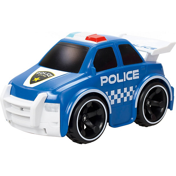 - Полицейская машина Silverlit Tooko на ИК управлении