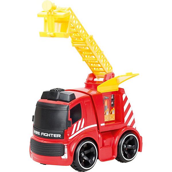 - Пожарная Silverlit машина на ИК управлении