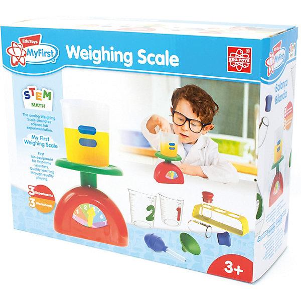 Купить Игровой набор Edu-Toys Весы , Китай, Унисекс