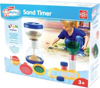 Edu-Toys Песочные часы Edu Toys наборы для опытов и экспериментов edu toys песочные часы