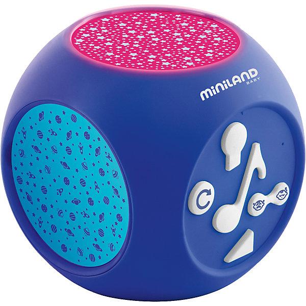 Купить Музыкальный ночник-проектор Miniland Dreamcube, Китай, mehrfarbig, Унисекс