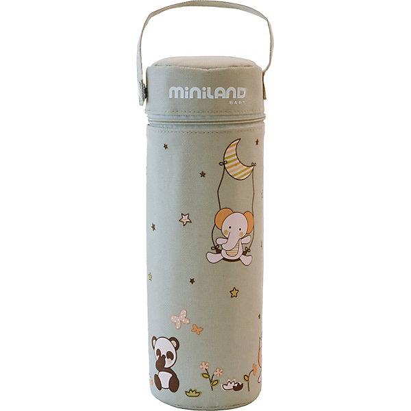 цена на Miniland Термосумка для бутылочек Miniland Soft 500 мл,