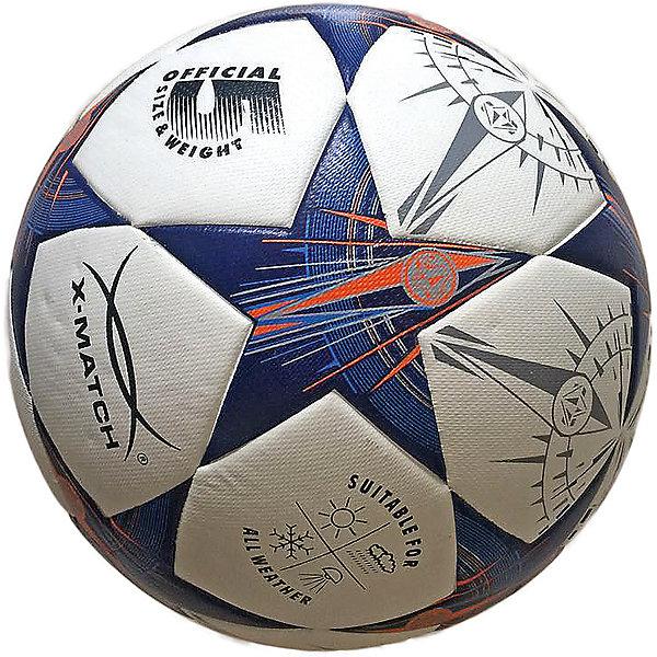 X-Match Футбольный мяч X-Match ламинированный, 23 см мячи спортивные mitre мяч футбольный mitre futsal tempest