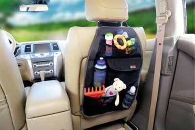 Органайзер на спинку сиденья Siger  ORG-4 , с комбинированными карманами, артикул:8616874 - Автокресла
