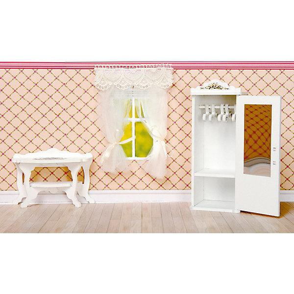 ЯиГрушка Набор мебели Одним прекрасным утром Прованс Спальня, шкаф и консоль