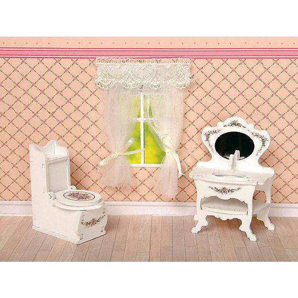 ЯиГрушка Набор мебели Одним прекрасным утром Прованс Туалетная комната