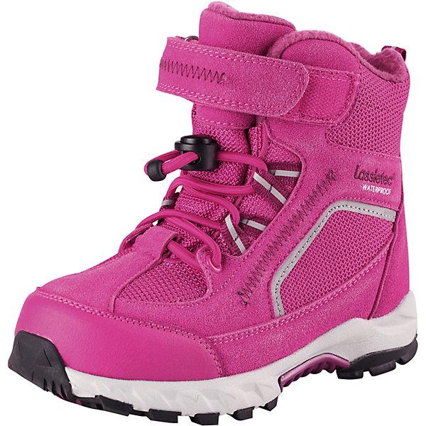 Купить Утепленные ботинки LASSIE Carlisle Lassietec, Китай, розовый, 25, 33, 29, 32, 24, 27, 34, 26, 31, 28, 35, 23, 30, 22, Женский