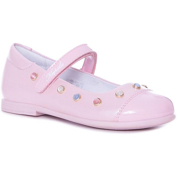 Купить со скидкой Туфли Kapika для девочки