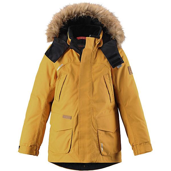 Купить Куртка Serkku Reima, Китай, золотой, 122, 158, 128, 140, 146, 152, 110, 116, 164, 134, 104, Унисекс