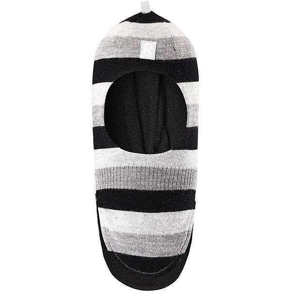 Купить Шапка-шлем Starrie Reima, Шри-Ланка, черный, 50, 52, 54, 46, 48, Унисекс