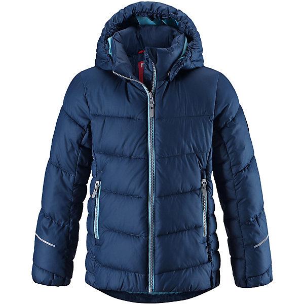Купить Куртка Malla Reima для девочки, Китай, темно-синий, 122, 152, 146, 110, 128, 164, 158, 116, 104, 134, 140, Женский