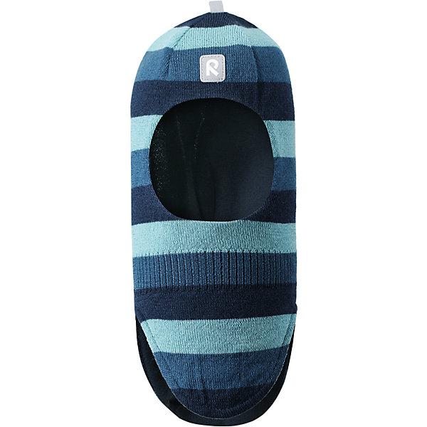 Купить Шапка-шлем Starrie Reima, Шри-Ланка, темно-синий, 50, 54, 48, 52, 46, Унисекс