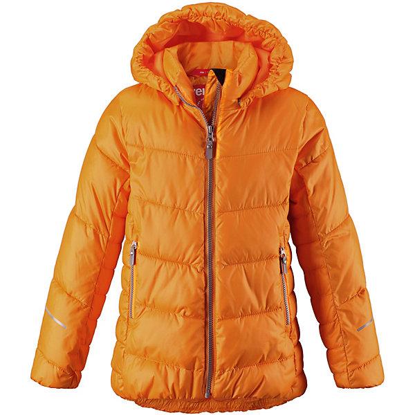 Куртка Malla Reima для девочки, Китай, желтый, 104, 116, 128, 110, 134, 122, 140, Женский  - купить со скидкой