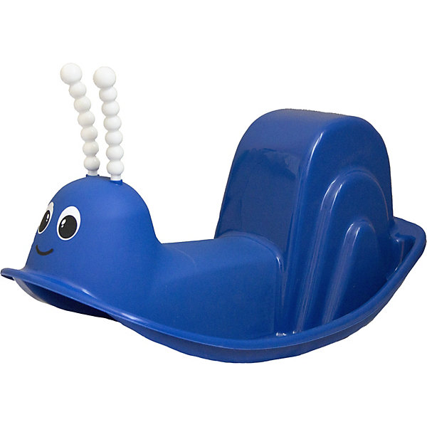 PalPlay Качалка Улитка, синяя