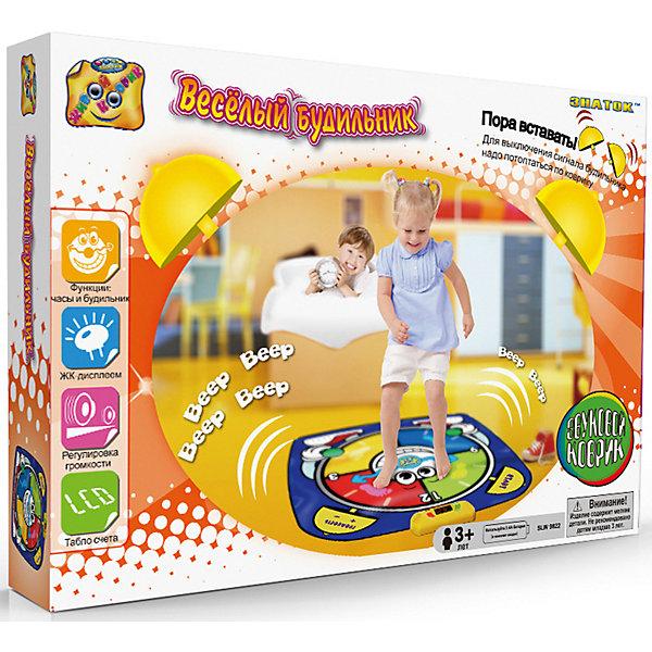 Купить Звуковой коврик Знаток Весёлый будильник , Китай, Унисекс