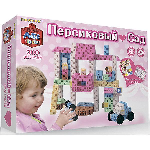 Купить Конструктор Znatok ARTEC Персиковый сад коробка 300дет./10шт., Знаток, Китай, Унисекс