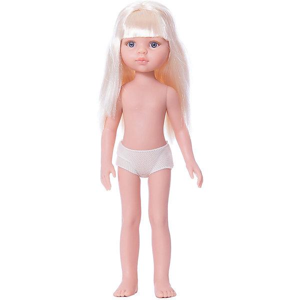Paola Reina Кукла Paola Reina Клаудия, 32 см paola reina кукла вики 47 см paola reina