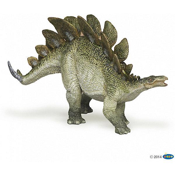 papo Коллекционная фигурка PaPo Стегозавр
