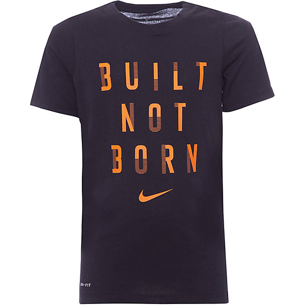 Фото - NIKE Футболка NIKE men s short sleeved fitness basketball running stretch skin tight dry t shirt