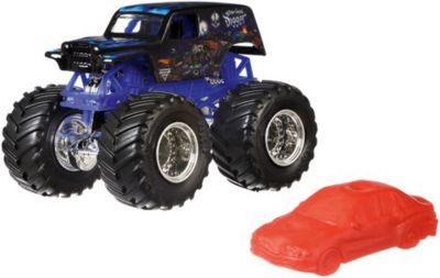 Базовая машинка Hot Wheels  Monster Jam  Sonuva Digger, артикул:8650213 - Игрушки для мальчиков