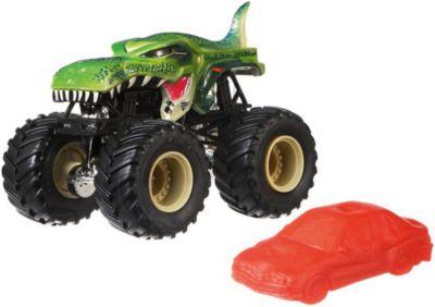 Базовая машинка Hot Wheels  Monster Jam  Mega Wrex, артикул:8650217 - Игрушки для мальчиков