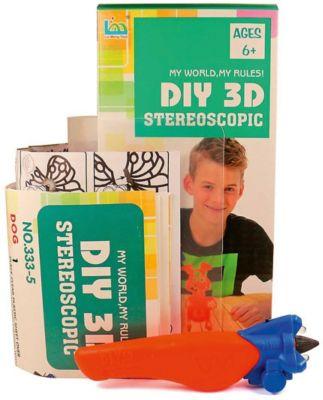 3Д ручка DIY 3D Stereoscopic  3D Magic Glue  Поросёнок, 1 ручка, артикул:8650413 - 3D ручки