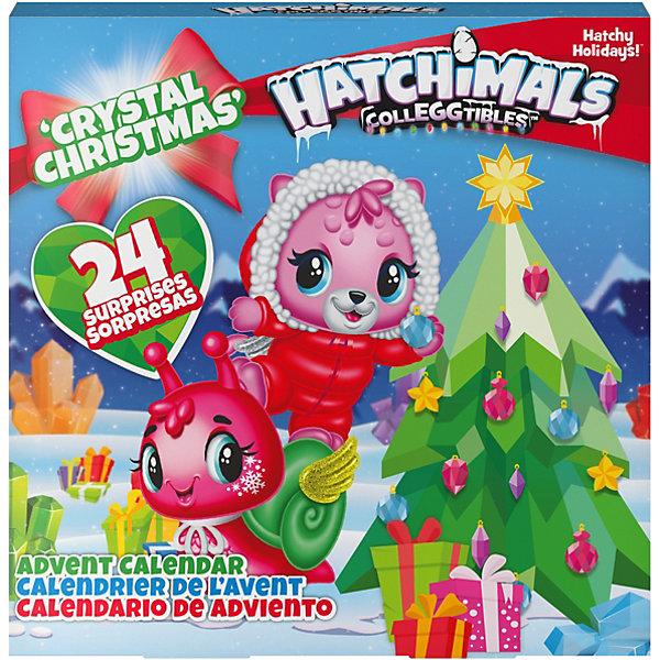 Spin Master Игровой набор Spin Master Hatchimals Новогодний календарь желаний