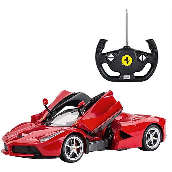 Rastar Радиоуправляемая машина Rastar Ferrari LaFerrari 1:14, красная rastar радиоуправляемая модель mclaren p1 масштаб 1 14 цвет желтый